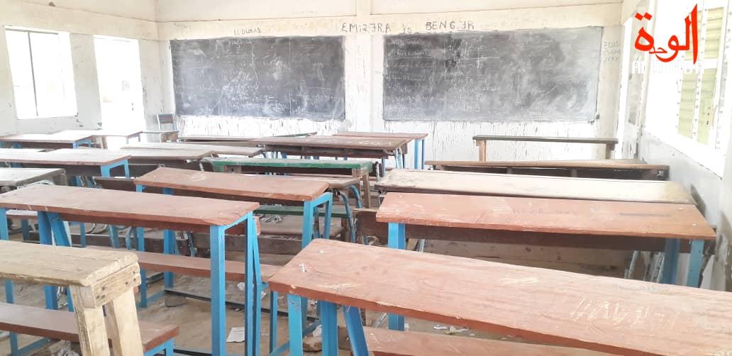 Tchad : le baccalauréat prévu du 16 au 21 août prochain