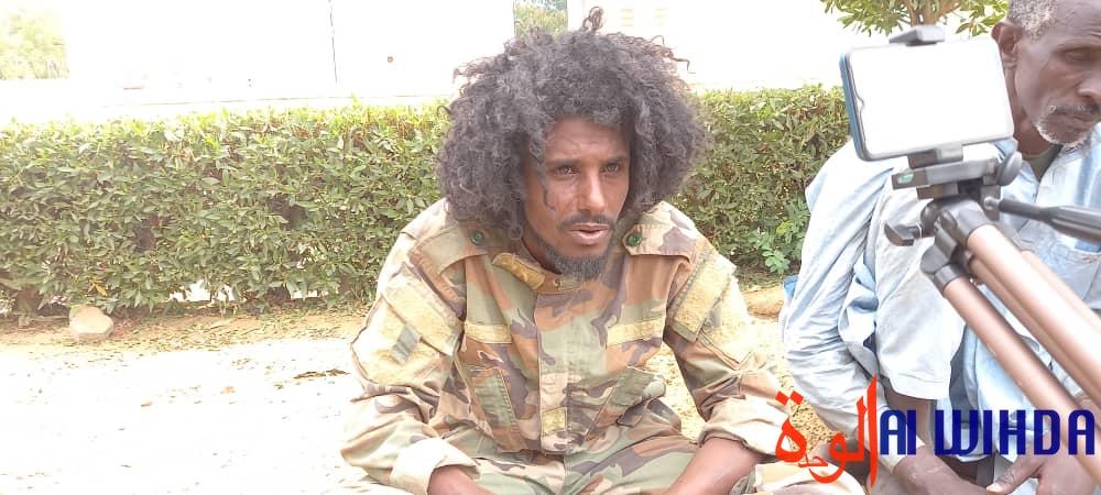 Tchad : capturé par l'armée, le commandant des opérations de la rébellion s'exprime