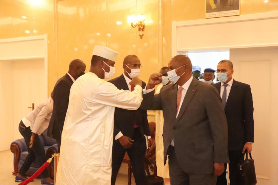 Tchad-RCA : des échanges de haut niveau sur la coopération bilatérale