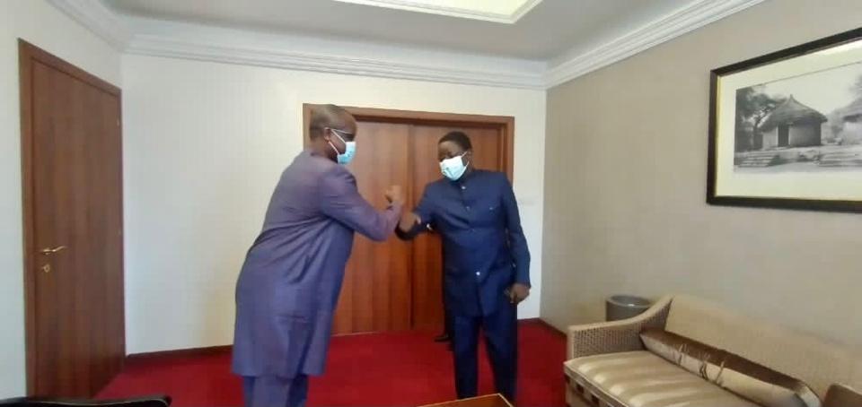 Tchad : le Premier ministre a reçu le coordonnateur de la CASCIDHO
