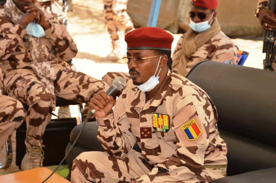 """Président du CMT : """"Dès la mort de Kadhafi, le président Idriss Deby a sonné l'alarme"""""""