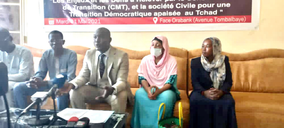 Tchad : les enjeux et défis de la transition au centre d'une réflexion du GRAC