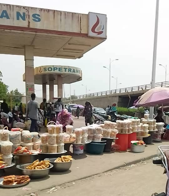 Tchad : les prépratifs de l'Aïd el-Fitr vont bon train à N'Djamena. ©Tchonchimbo Ouapi Raphaël/Alwihda Info