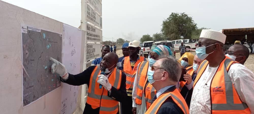 Tchad : la commune de N'Djamena prévient les risques d'inondation