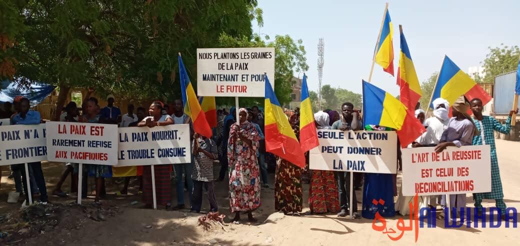 Tchad : une nouvelle marche encadrée par la police à N'Djamena
