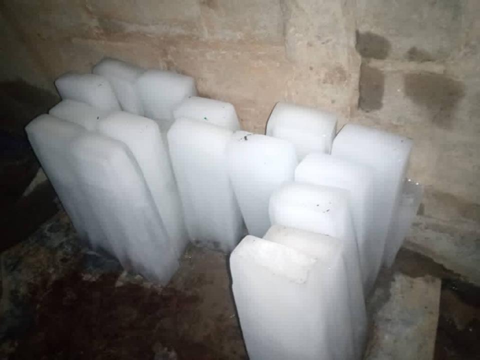 Tchad : la glace en barre, consommée sans tenir compte de l'hygiène