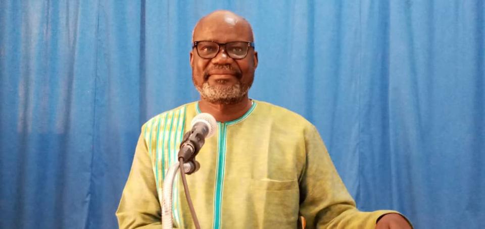 Pr. Avocksouma Djona Atchenemou. © Alwihda Info