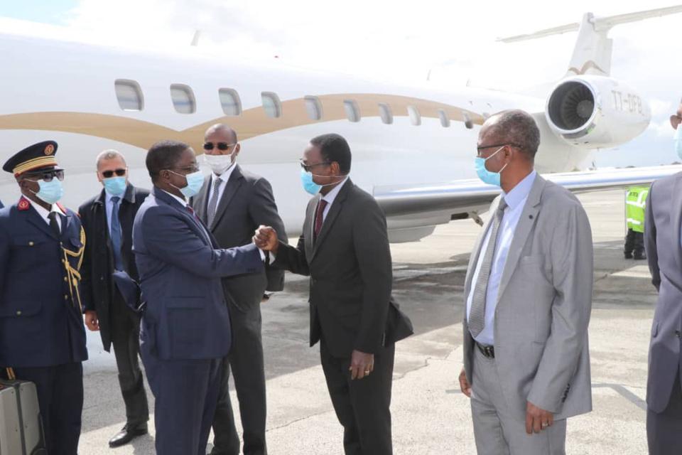 Le Premier ministre tchadien est à Paris pour une conférence. © DR