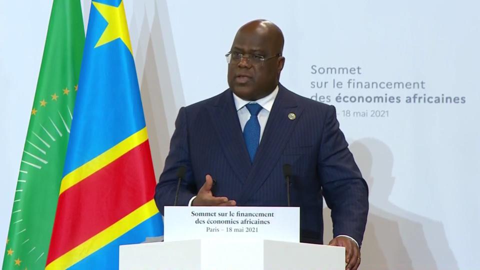 """Président de l'Union africaine : """"ce qui s'est passé au Tchad n'est pas un coup d'État"""""""