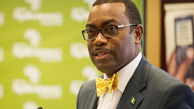 Le président de la BAD, Akinwumi Adesina. ©DR