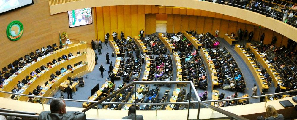 """L'UA demande au Tchad d'accélérer l'enquête sur """"l'assassinat brutal"""" d'Idriss Deby. © DR"""