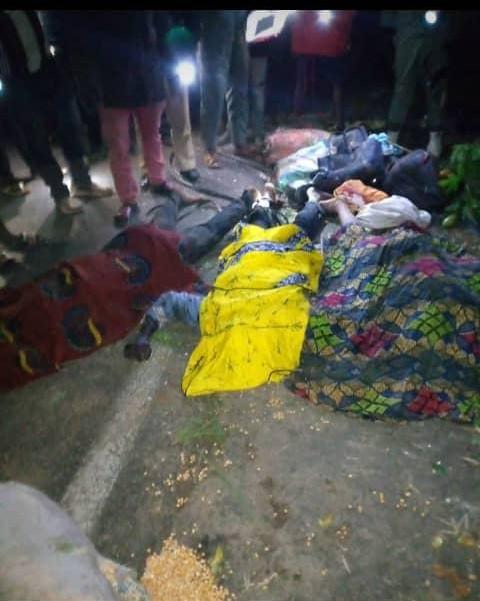 Cameroun : un accident de circulation fait 5 morts à la Falaise de Dschang