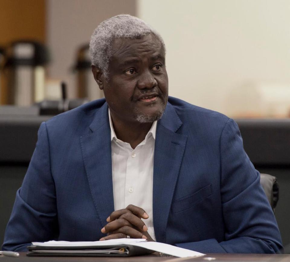 Tchad : Moussa Faki nomme un haut représentant de l'UA pour accompagner la transition