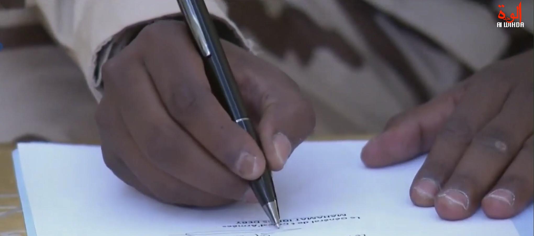 Tchad : nominations au ministère délégué en charge de la défense