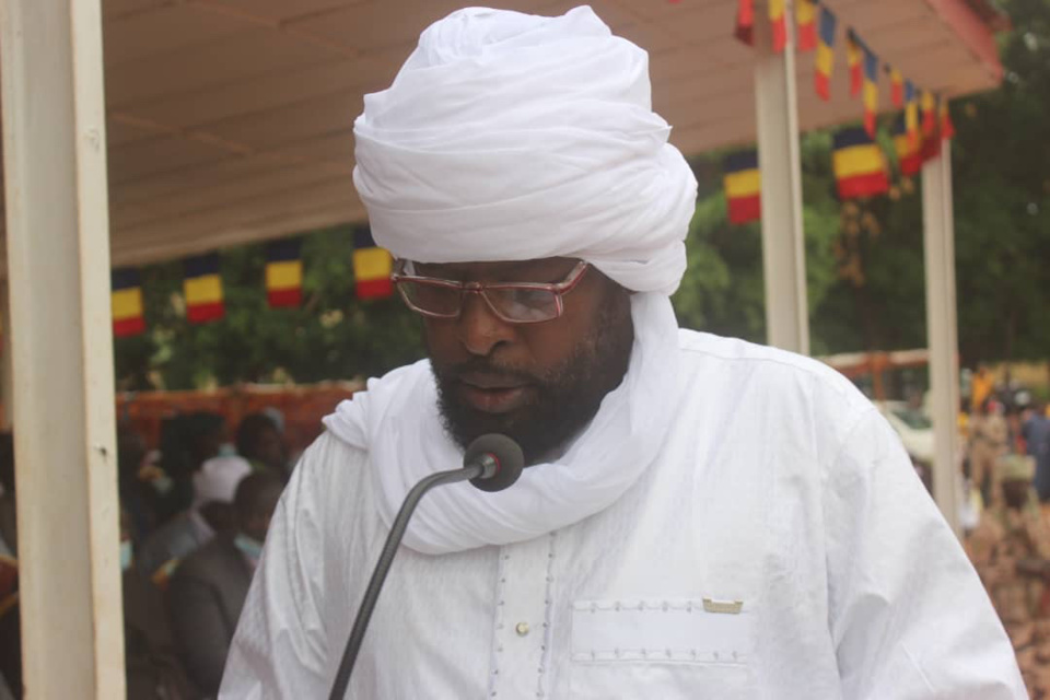 Tchad : le nouveau gouverneur du Logone Occidental installé
