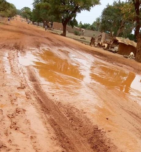 Tchad : les travaux de réaménagement de la route Pala-Fianga ont démarré