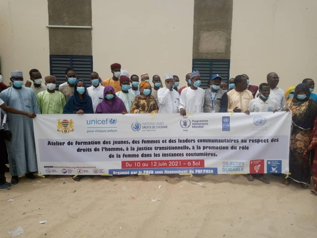 Tchad : le PNUD organise un atelier sur les droits de l'homme et la justice traditionnelle à Bol