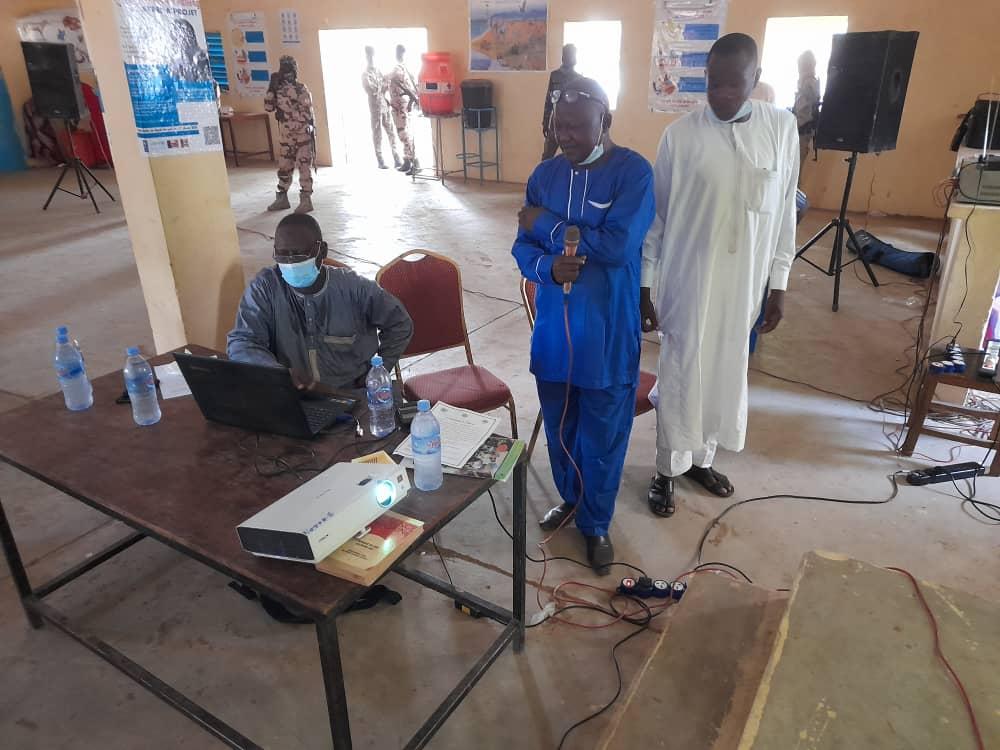 Tchad : Une conférence-débat a été organisée à Ati sur l'hygiène menstruelle