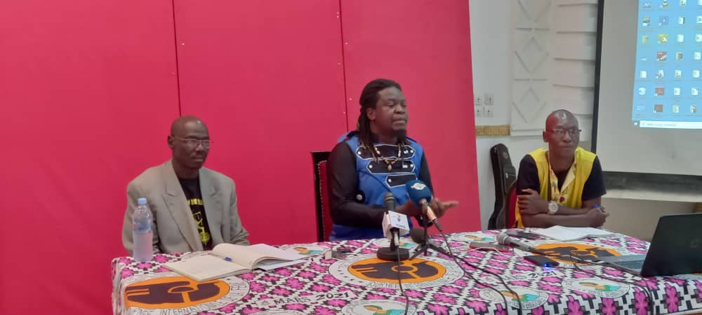 """Tchad : le """"retour à la source"""", nouveau projet musical de Moussa Aimé"""