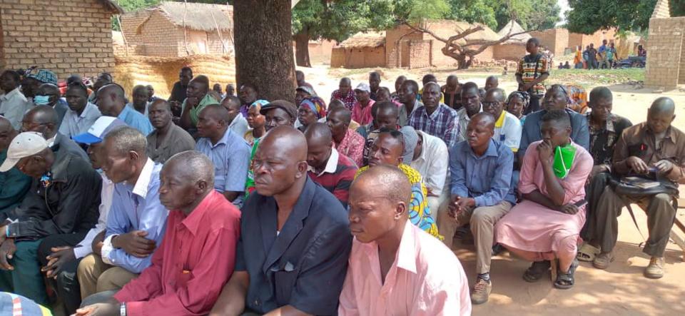 Tchad : l'ONAPE lance le financement de la campagne agricole au Logone Occidental