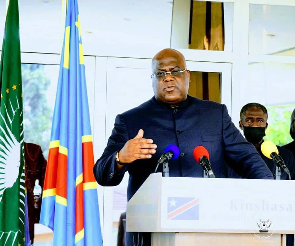 RDC : le président annonce le report à 2022 de l'hommage à Patrice Lumumba