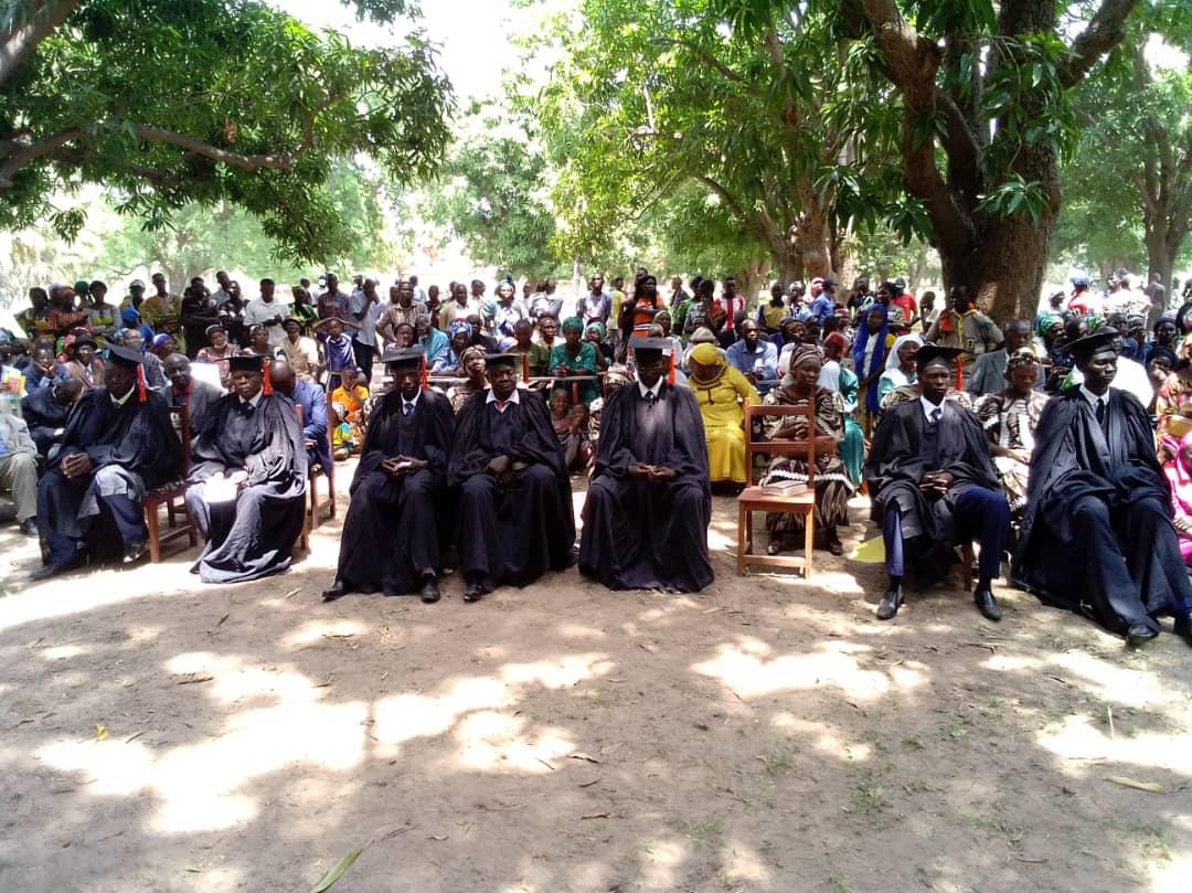 Tchad : les étudiants de l'École de théologie de Balimba reçoivent leurs parchemins