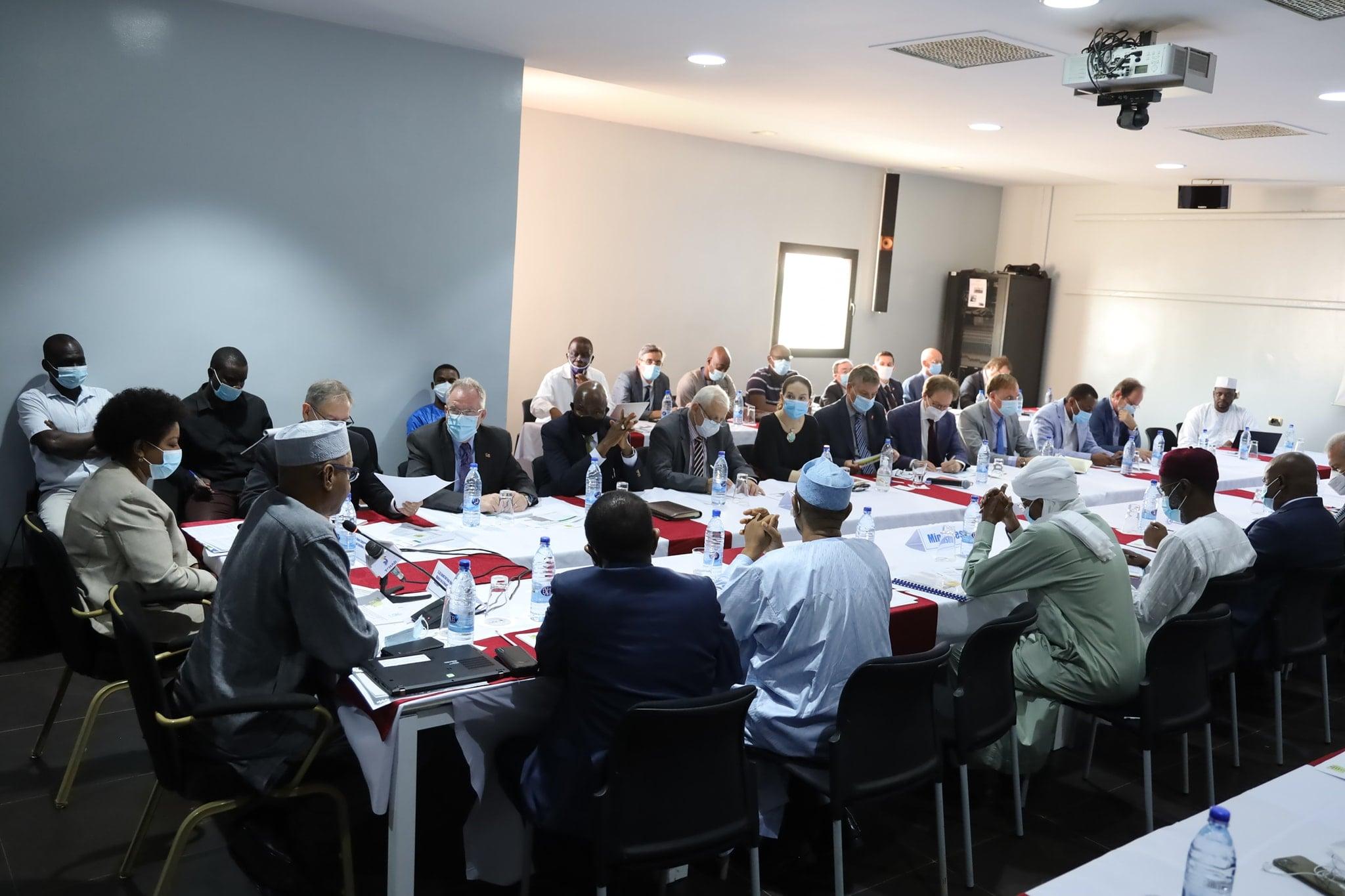 Tchad : une concertation de haut niveau en faveur de la réconciliation nationale. © UN Tchad