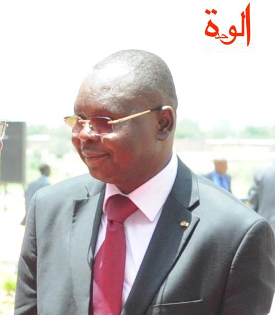 Le directeur général du protocole d'État de la Présidence de la République, Allah Maye Alina. ©Alwihda Info