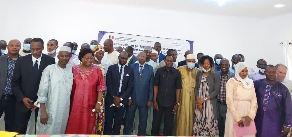 Tchad : un partage d'expérience sur la mise en oeuvre des projets financés par le FIDA