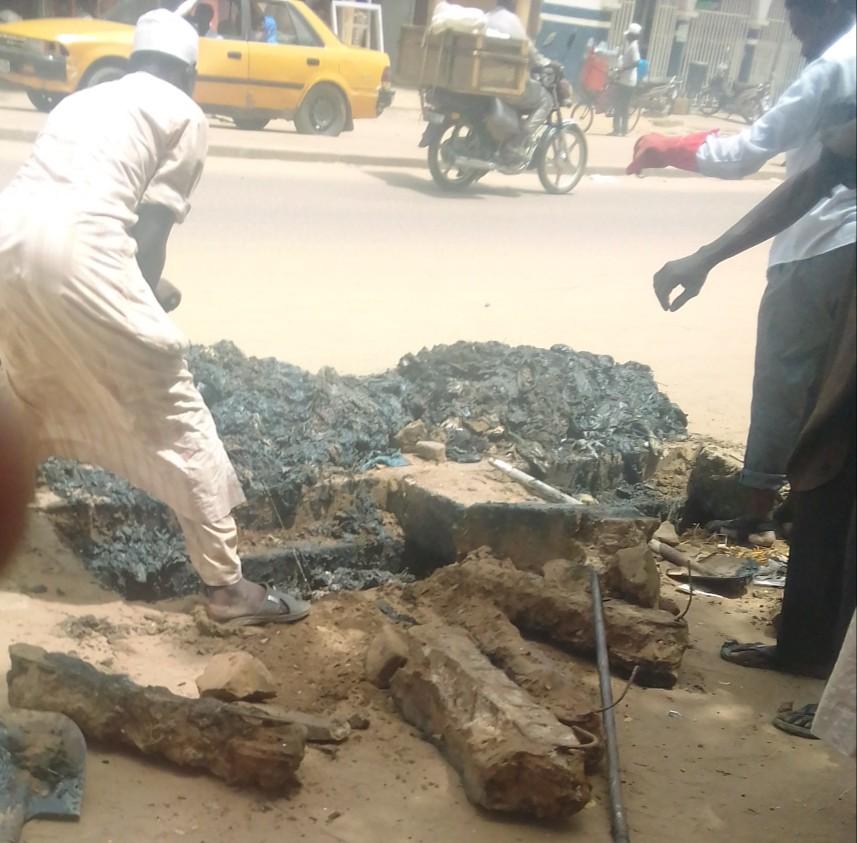 Tchad : retard de curage des caniveaux dans le 5ème arrondissement