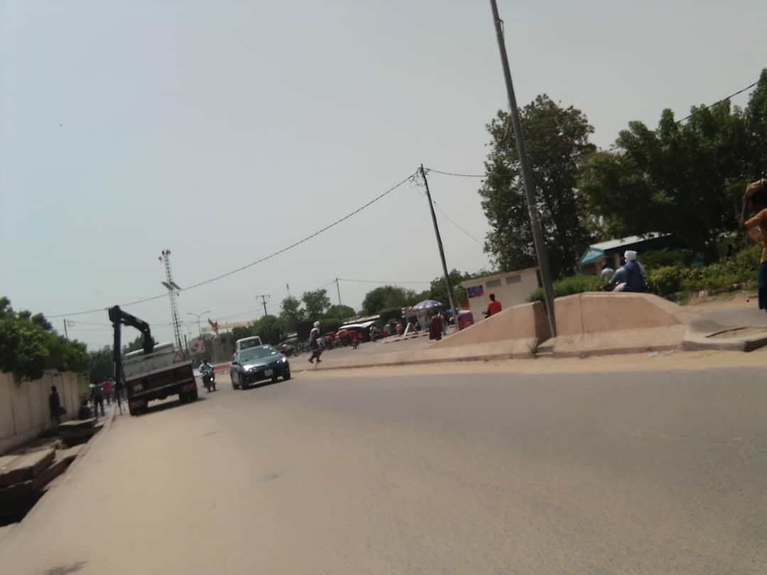 Tchad : une opération de curage des caniveaux à N'Djamena