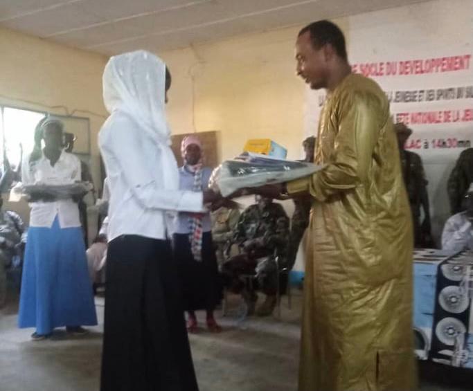 Tchad : la fête nationale de la jeunesse célébrée à Am-Timan