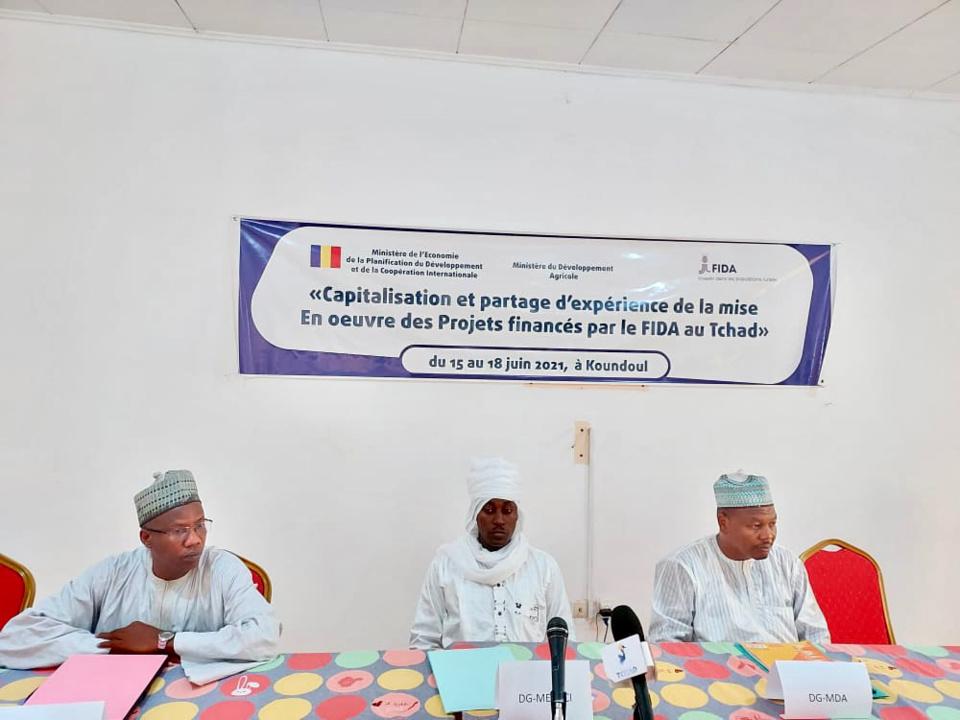 Tchad : le PARSAT renforce l'administration dans l'exécution des projets de développement