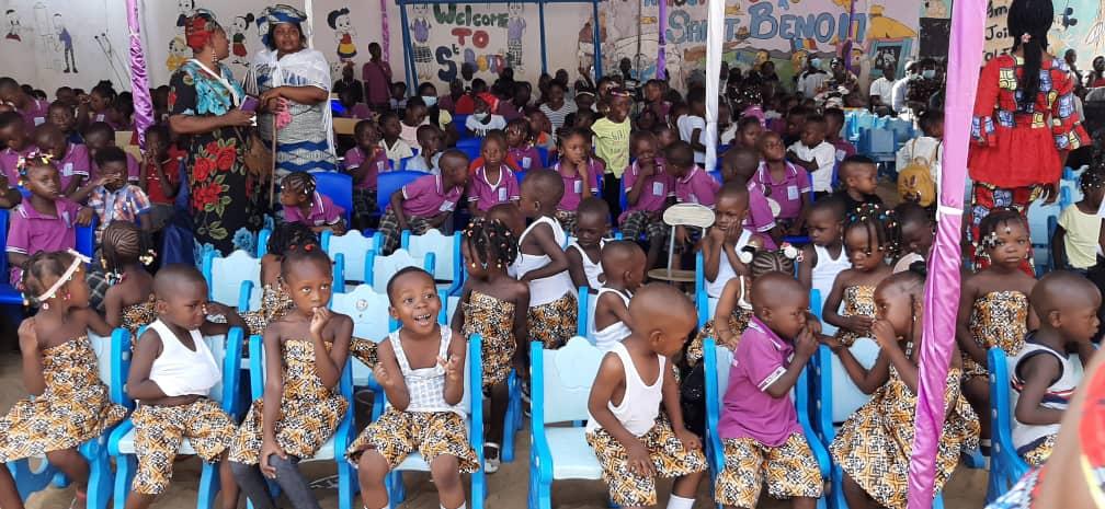 Tchad : le Complexe Saint Benoît célèbre la fin de l'année scolaire à N'Djamena