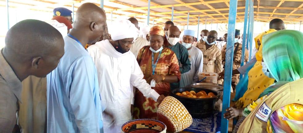 Tchad : la journée mondiale des réfugiés a été célébrée à Goz Beida