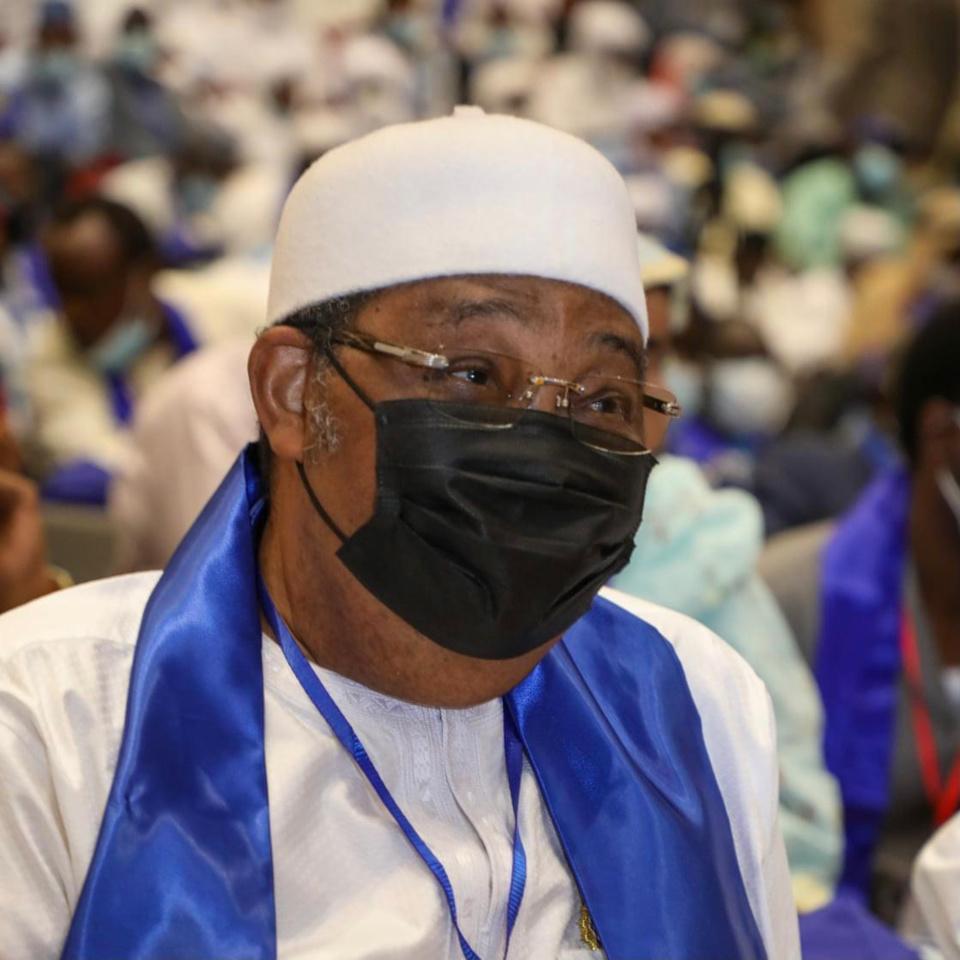 Tchad : Dr. Haroun Kabadi désigne ses quatre adjoints à la tête du MPS