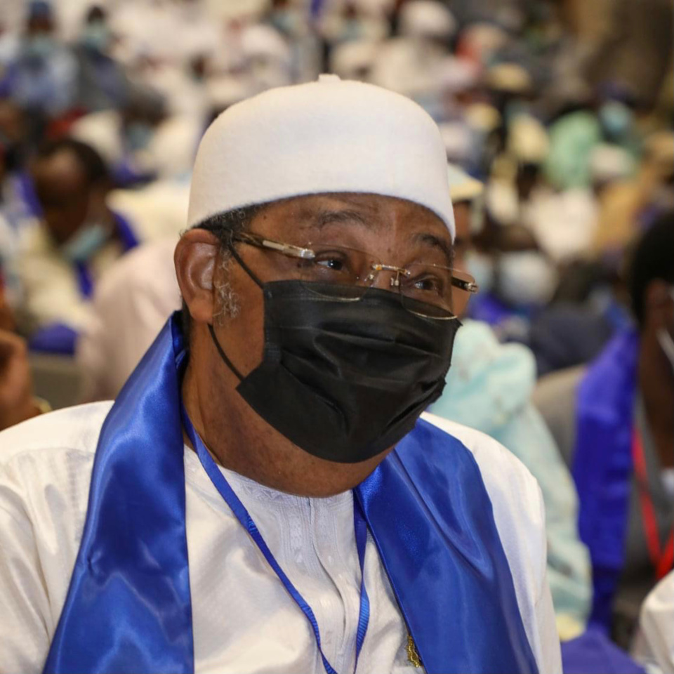 Tchad : le MPS désigne les 130 membres de son bureau politique national