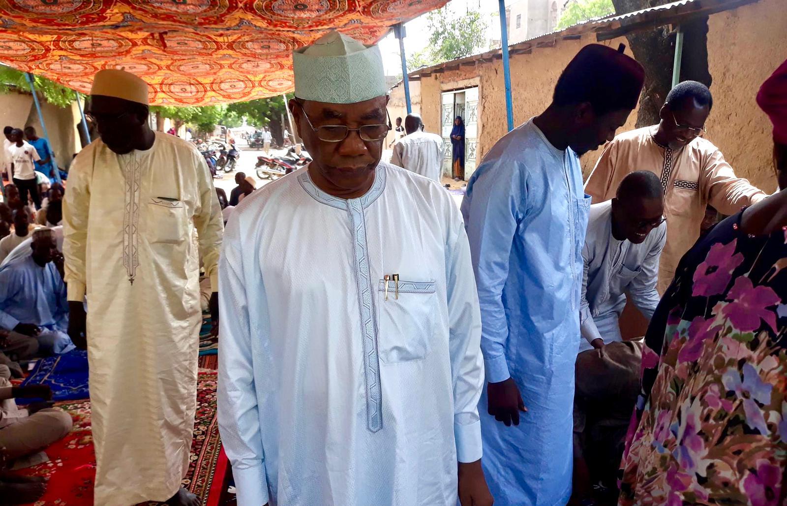 Tchad : le ministre de la Justice au domicile familial du procureur assassiné