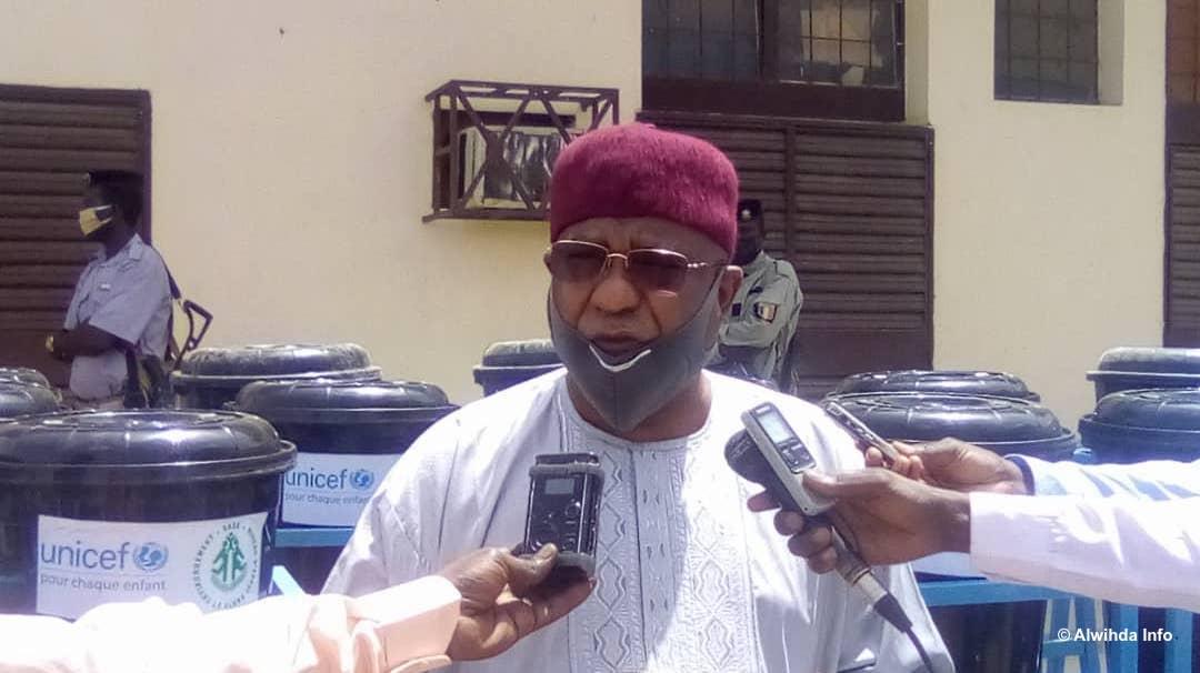Tchad : le général Brahim Seïd Mahamat, nouveau délégué du gouvernement pour N'Djamena