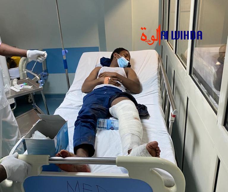 Tchad : l'étudiant touché par balle à l'Université HEC est hospitalisé