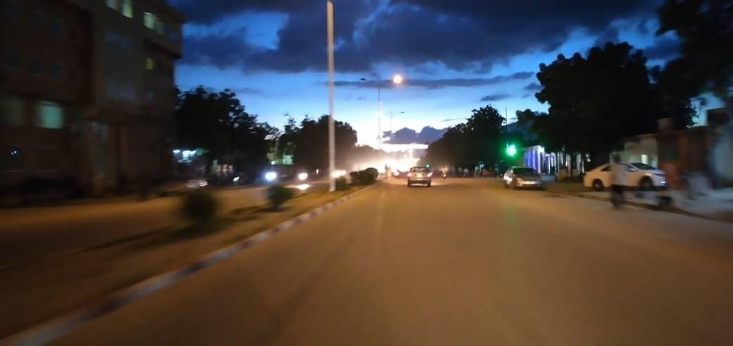 La ville de N'Djamena. Illustration. © Alwihda Info