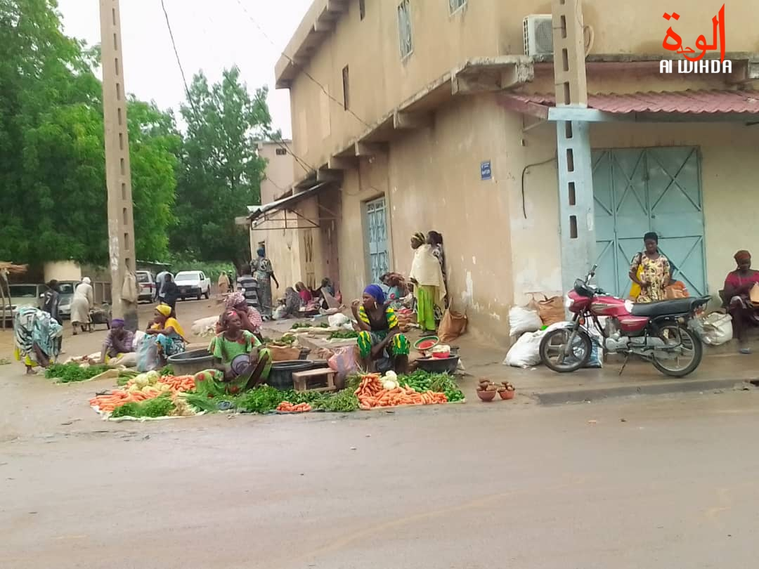 Tchad : des commerçantes déguerpies face à un dur quotidien à N'Djamena