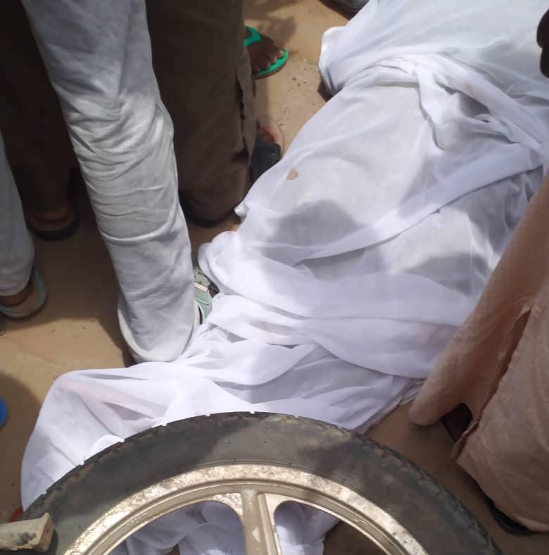 Assassinat à N'Djamena : le corps de la victime déposé à la morgue, l'auteur en fuite