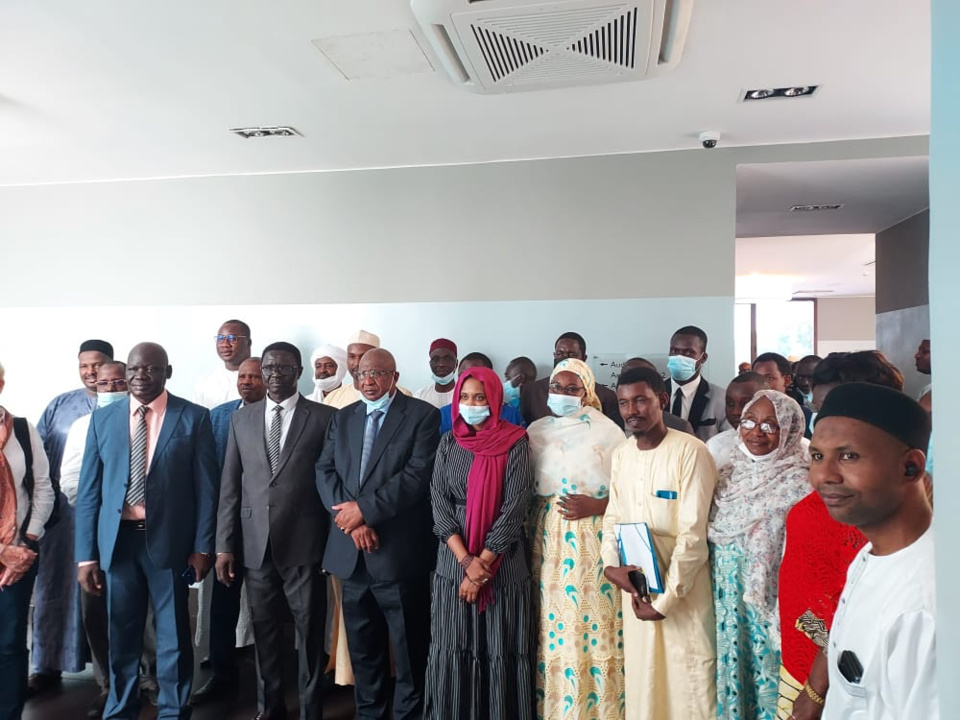 Tchad : l'ANATS évalue le plan d'action pour l'amélioration de l'état civil