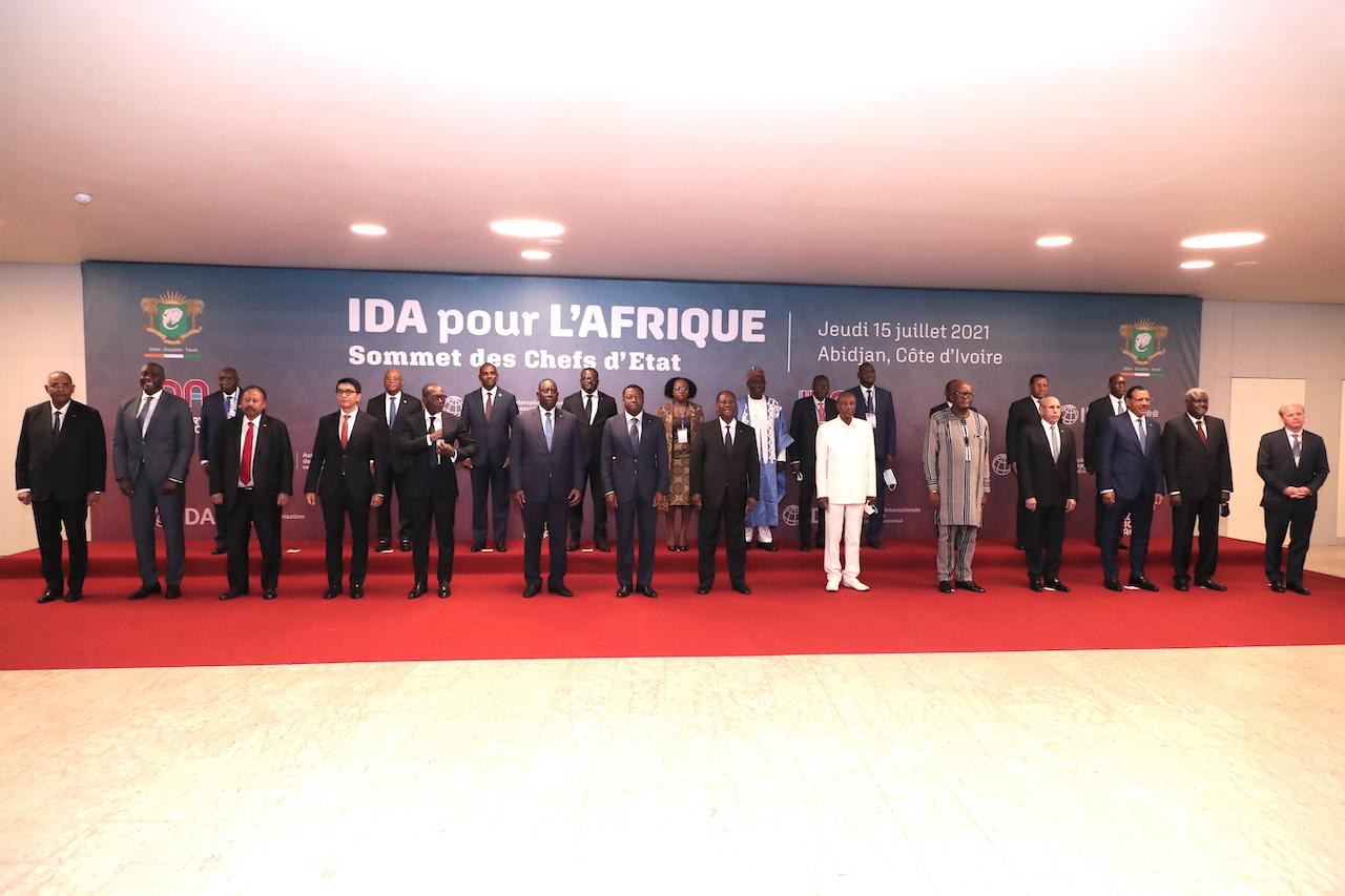 Financement des économies africaines : plus de 50 000 milliards F Cfa attendus dans le cadre de l'IDA