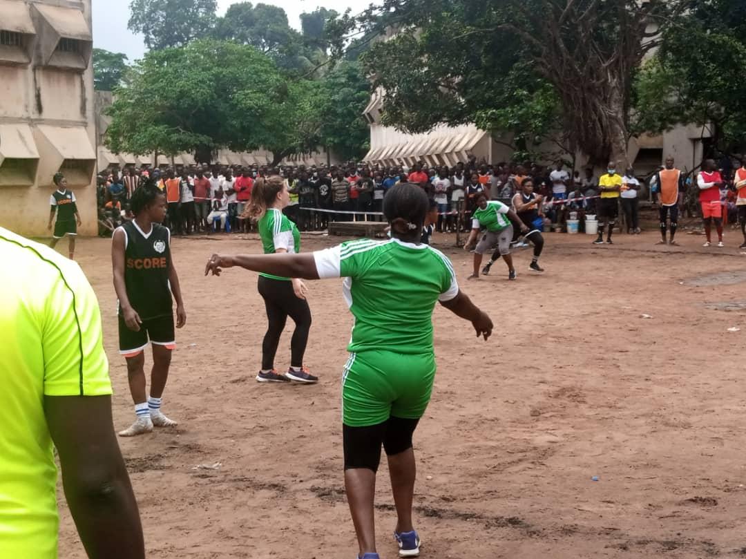 Côte d'Ivoire : la réinsertion des détenus par la promotion du sport dans les prisons