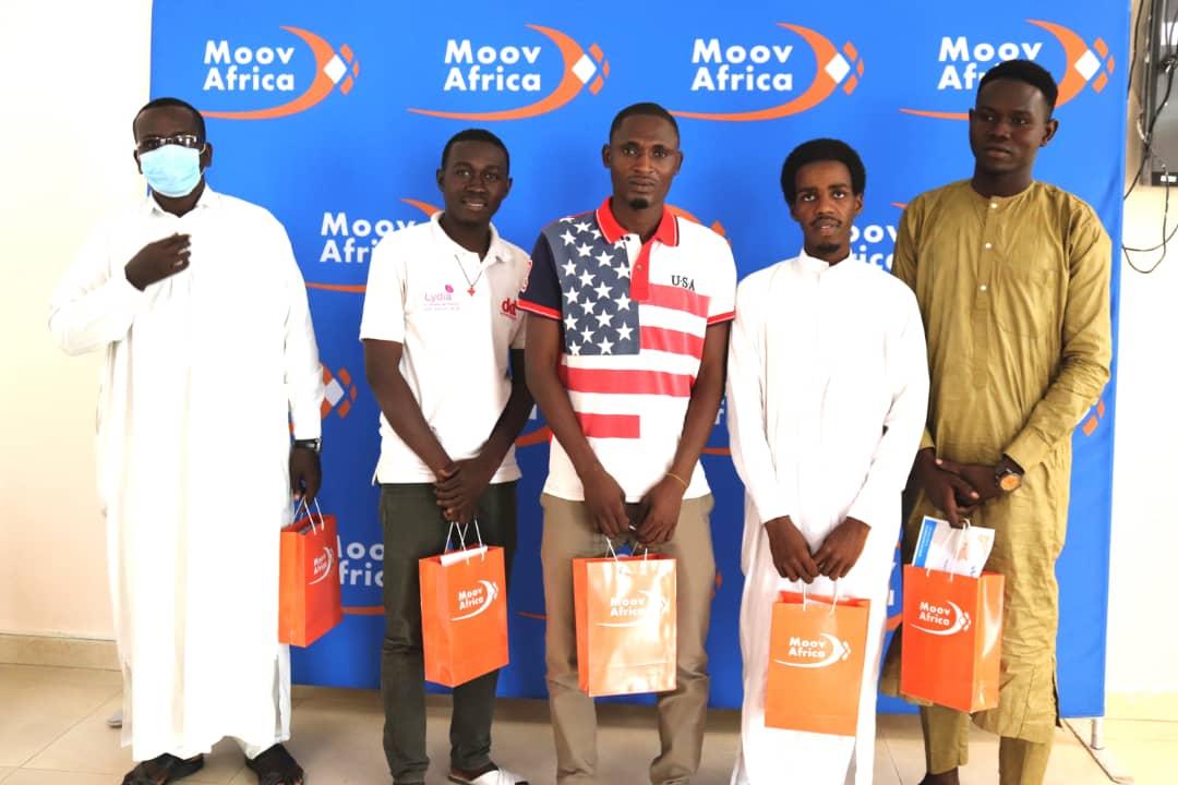 Tchad : Moov Africa offre des moutons aux gagnants d'un jeu spécial Tabaski