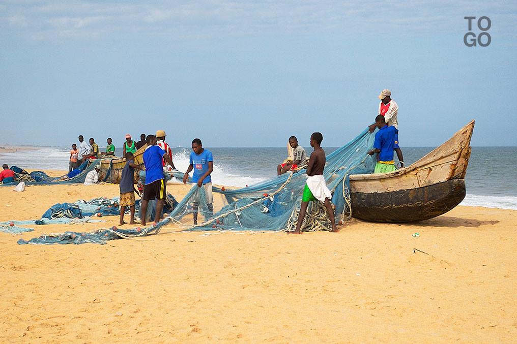 Togo : la pêche artisanale en pleine croissance