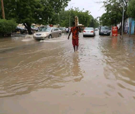 Tchad : une grosse pluie fait craindre le pire à N'Djamena