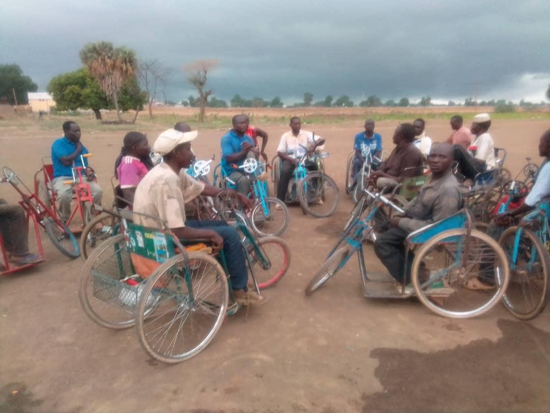 Tchad : traversée du pont de Ngueli, un calvaire pour les personnes handicapées